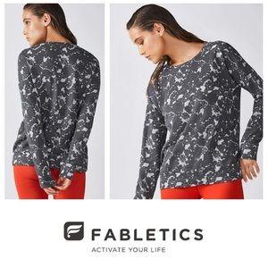 •Fabletics• Burnout Sweatshirt